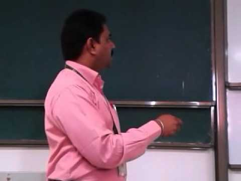 MEE308 Industrial Engineering and Management Lecture by Dr V. Sugumaran lecture 15