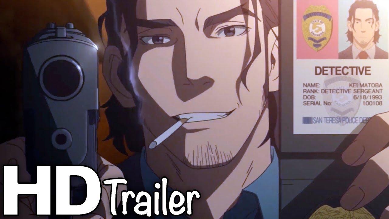 Cop Craft Funimation Anime Trailer Sdcc 2019 Hd