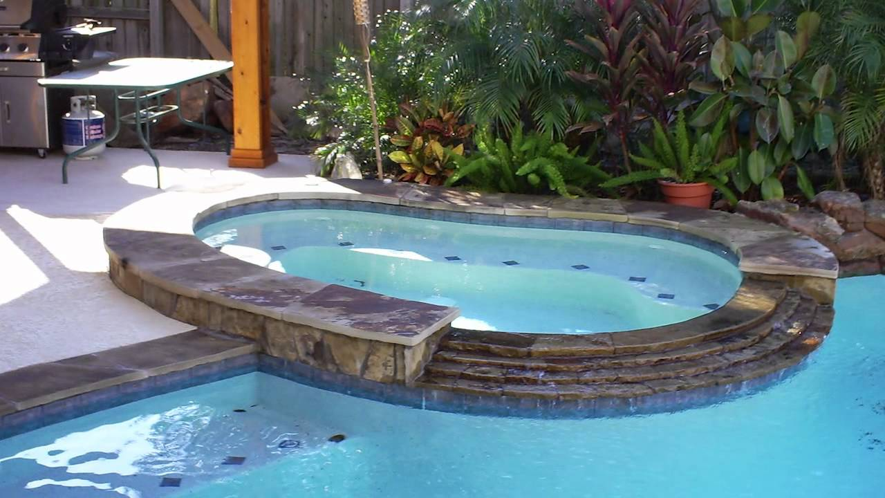 Bradley Custom Pools Houston Pool Builder Youtube