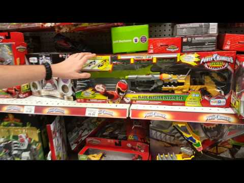 More Dino Charge At Toys R Us!