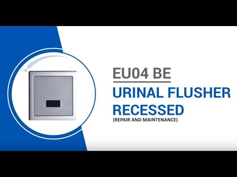 How To Repair Urinal Sensor- EU04 - Euronics