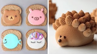 How To Decorate A Sugar Cookies Like A Pro | So Yummy Cookies Decorating Tutorials