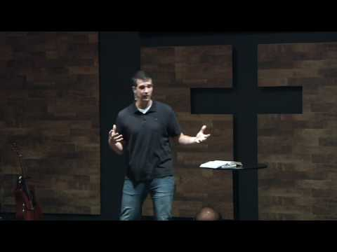 """What is God Doing Now?"" John 12:45-57 Lincoln Crossroads Church. Sean Swihart"