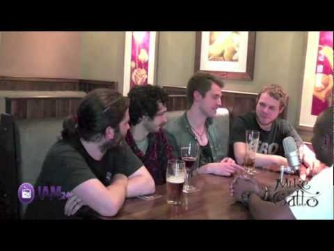 Drapes Meets Mike Gatto Band Part. 1 -- www.Jam24Radio.com