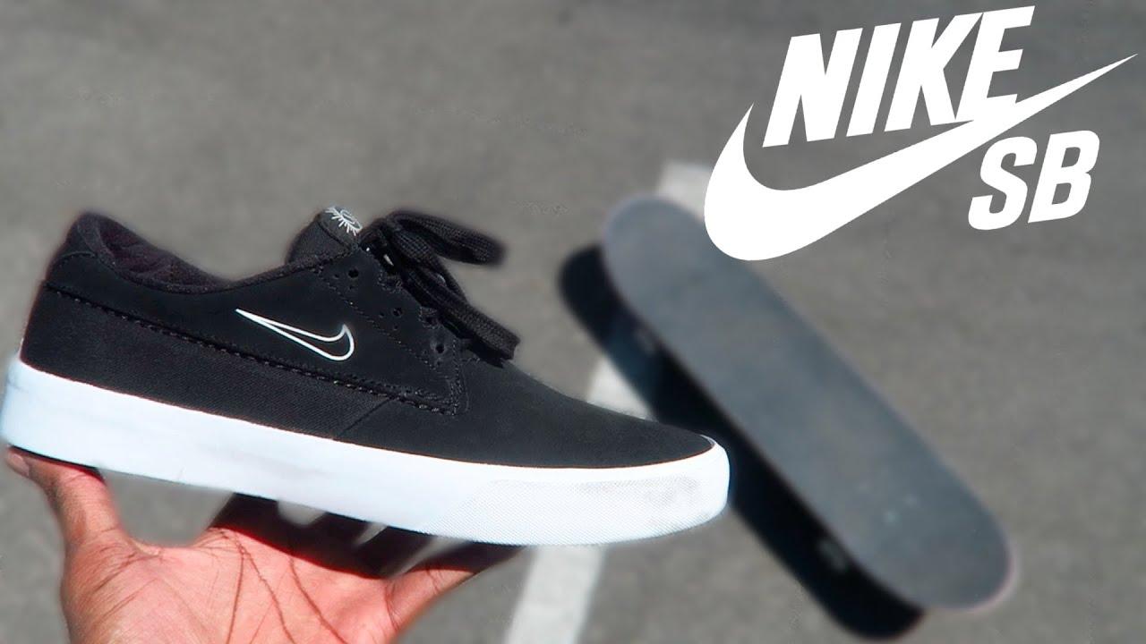 Nike SB Shane Skate Shoe Review!