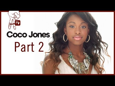 Coco Jones Freestyles! Exclusive Interview Part 2