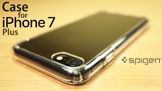 Best Transparent Case For Iphone 7 Plus Jet Black Spigen Ultra Hybrid Crystal Clear Youtube