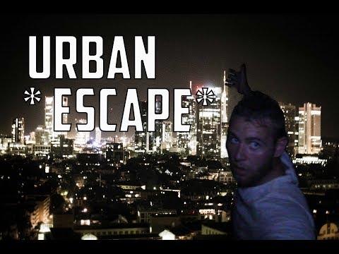 INSANE ROOFTOP ESCAPE CLIMB || Germany || Travel Vlog