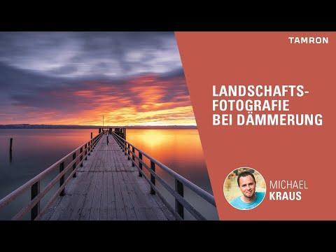 Landschaftsfotografie bei Dämmerung – Der Landschafts- und Naturfotograf Michael Kraus