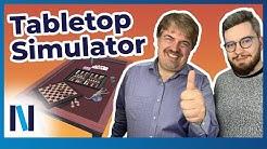 Der Tabletop Simulator 🎲 alle Brett- und Kartenspiele online spielen! (deutsch)