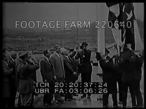 Wright Brothers Flights & Honors Pt1/2  220640-11 | Footage Farm