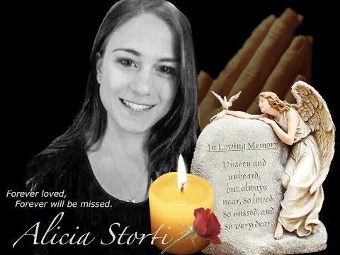 In Loving Memory of Alicia Storti