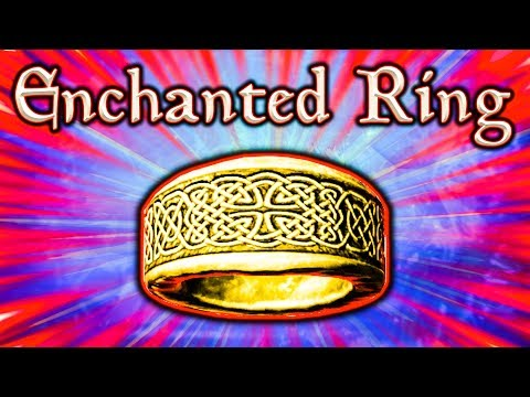 Skyrim SE - Enchanted Ring - Rare Jewelry Guide - YouTube