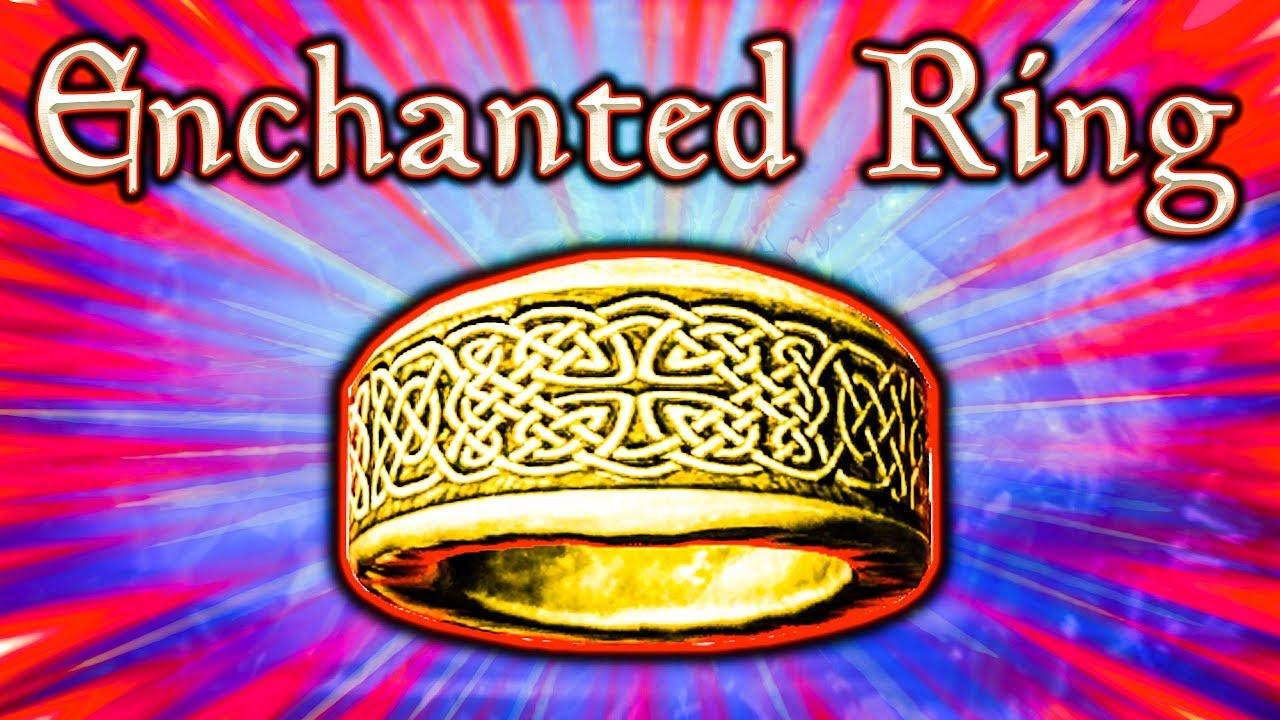Skyrim SE - Enchanted Ring - Rare Jewelry Guide