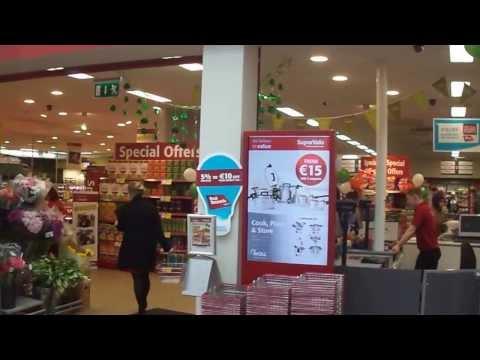 Supermarket Digital Screens C6t