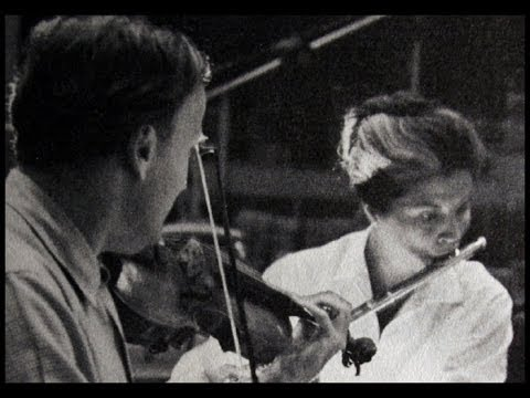 Bach / Y Menuhin / E Shaffer / G Malcolm, 1959: Brandenburg Concerto No. 5 in D Major, BWV 1050