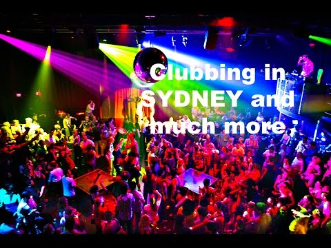 CLUBBING in SYDNEY and karaoke!!! A great night out in CITY with Ironwolf VLOG #2