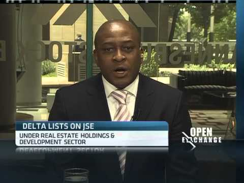 Delta Property Fund IPO with CEO Sandile Nomvete