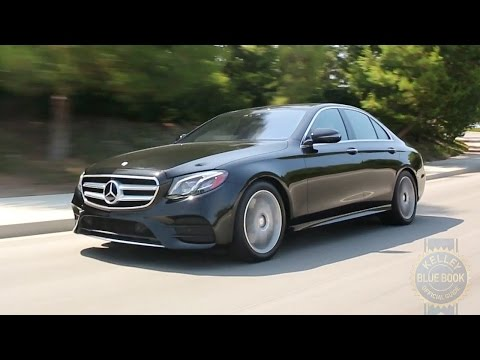 2017 Mercedes Benz E Class Review and Road Test