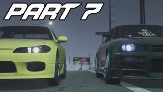 Need for Speed: Payback Gameplay Walkthrough Part 7 - SHIFT LOCK [No Commentary] Full Game