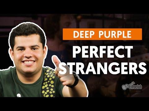 Perfect Strangers - Deep Purple (aula de guitarra)