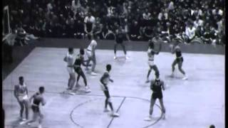 Utah vs Los Angeles State Basketball 12/05/1959