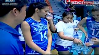 ALYSSA VALDEZ - THE CAPTAIN