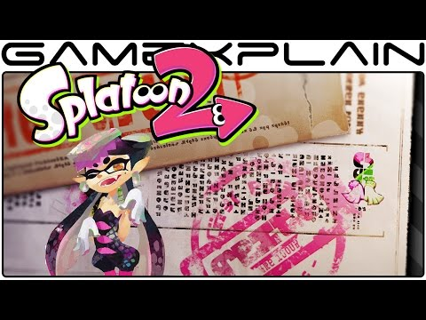 Callie & Marie's Fate Hinted at in Splatoon 2's New Squid Sister Stories