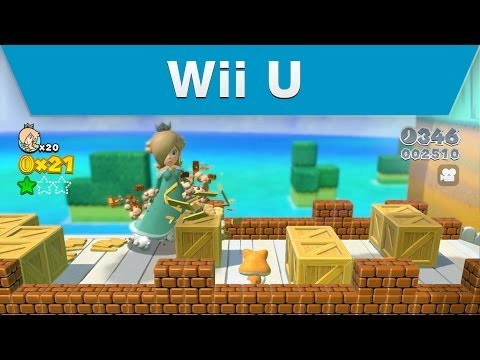 Wii U - Super Mario 3D World - 10 New Things in Super Mario 3D World