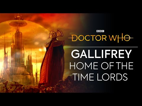 Gallifrey And The Time Lords | Doctor Who