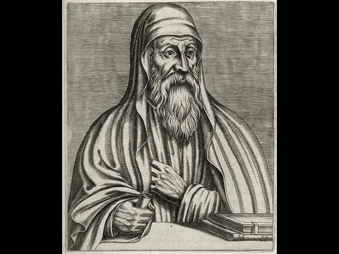 O Teólogo Orígenes 205d.C - História do Cristianismo 7