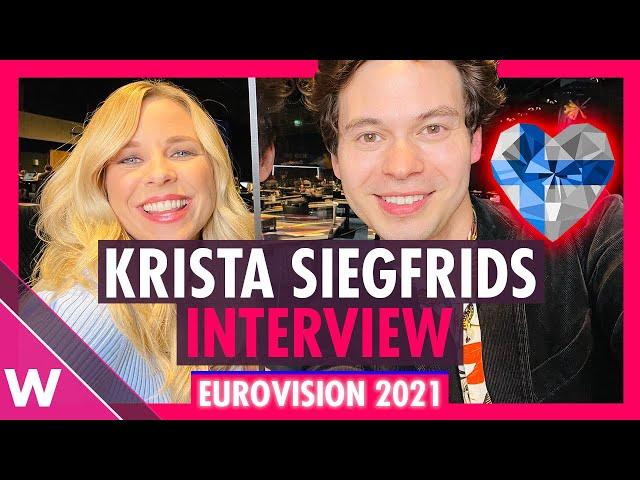 Krista Siegfrids: Eurovision Song Celebration and