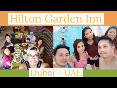 Holiday Escapade - Hilton Garden Inn/Dubai-UAE