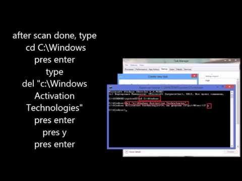 windows 8 1 black screen fix