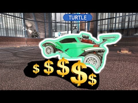 ROCKET LEAGUE CARS ARE PAY TO WIN