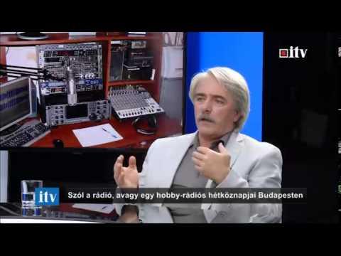 Szól a rádió, avagy egy hobby-rádiós hétköznapjai Budapesten 01-08-2014