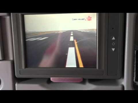 頭號的真飛機﹣華�機外鏡頭﹣起飛