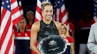 US Open 2017 In Review: Madison Keys