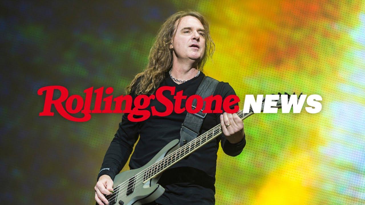 David Ellefson: Ex-Megadeth Bassist Details Revenge-Porn Case in Police Report | RS News 6/8/21