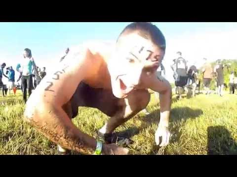 Tough Mudder 2012 - Sarasota FL - 25 Obstacles/12miles - Lots of FUN! and some PAIN!