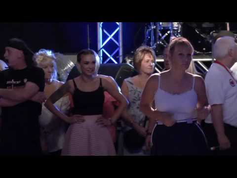 SKEGNESS NORTHERN SOUL DANCE COMP 2016