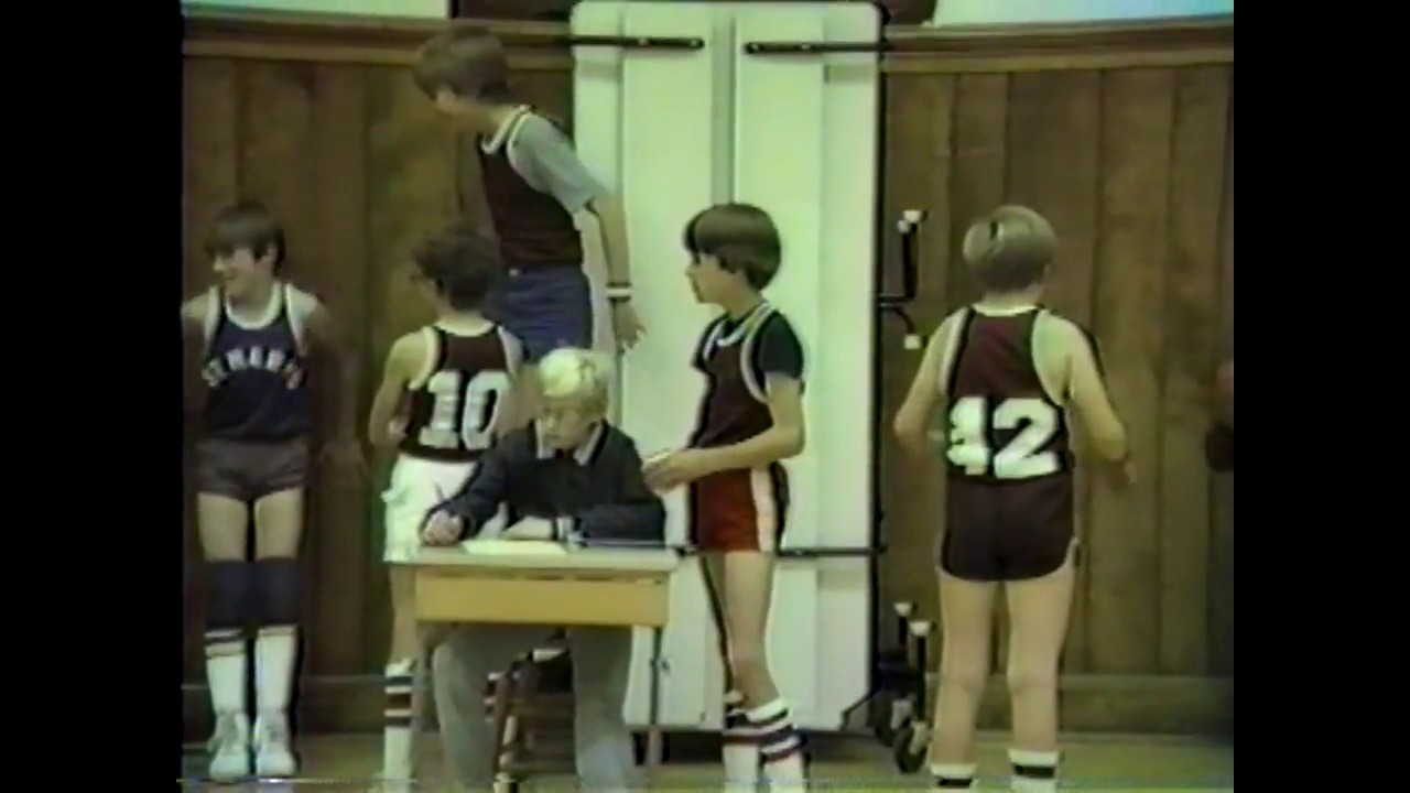 St. Mary's - Champlain 3rd & 4th Boys  10-11-84