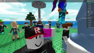 ROBLOX with chibi jo