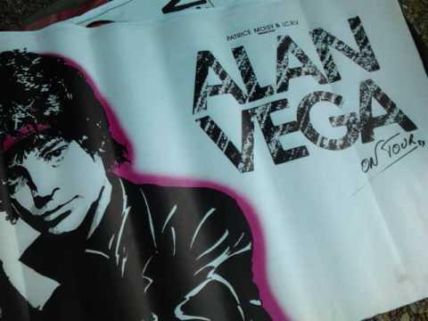 Alan VEGA : Live  in ROUEN - 1982