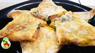 Закуска из лаваша Ёка.Два варианта начинки.Кавказская кухня.Невероятно вкусно.