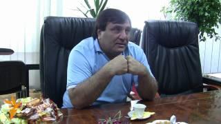 Интервью с мэром Хасавюрта Сайгидпашой Умахановым
