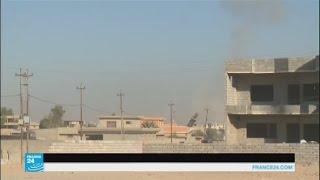 عيادة ميدانية في العراق تستقبل ضحايا تنظيم
