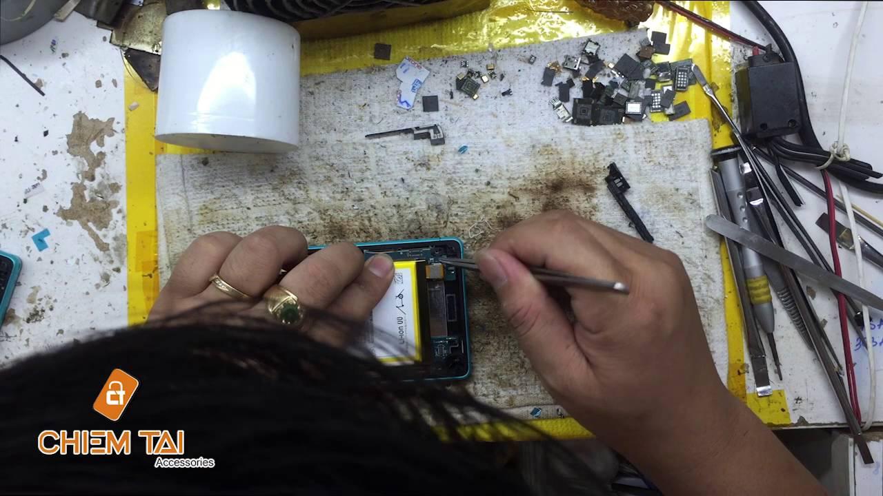 [Chiếm Tài Mobile] – Hướng dẫn thay màn hình Điện Thoại Sony Z2a / ZL2 / SOL25 / D6563