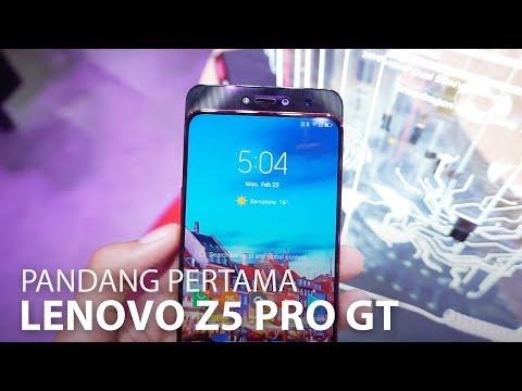 Lenovo Z5 Pro GT - Snapdragon 855, 12GB RAM, Skrin Boleh-Luncur