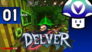 [Vinesauce] Vinny - Delver (part 1)